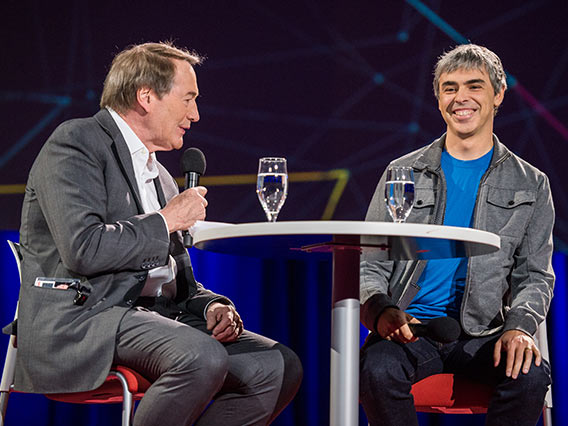 Larry Page on what's next for Google