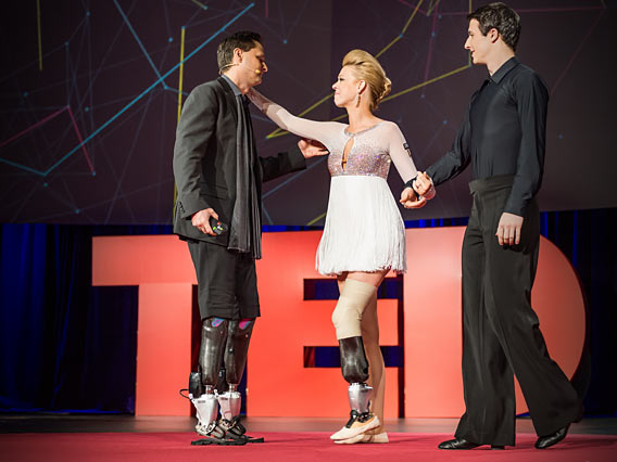 Bionics that let us run, climb dance