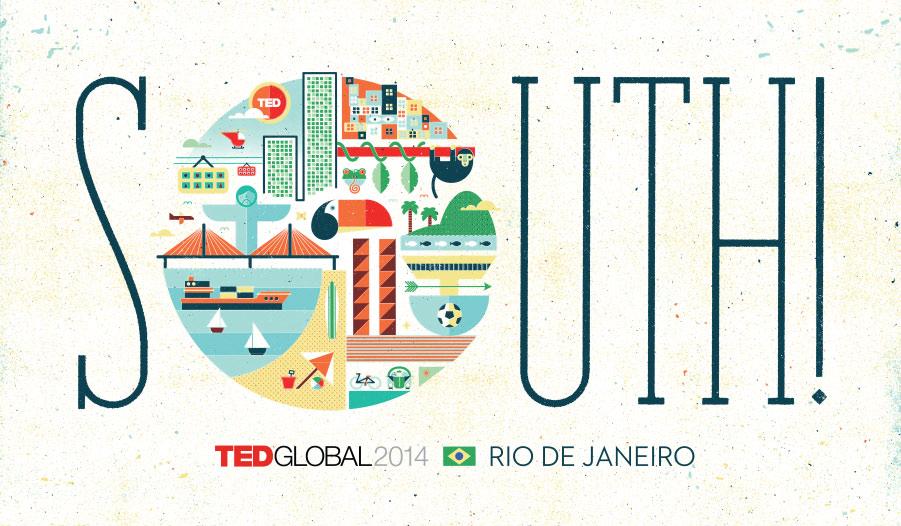 TEDGlobal 2014 in Rio de Janeiro