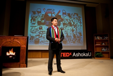 TEDxAshokaU