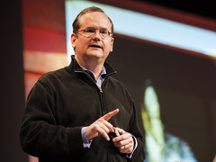 Lawrence Lessig: Laws that choke creativity