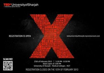 TEDxUniversityofSharjah