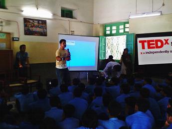 TEDxSakrand