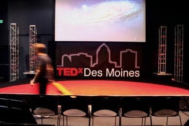 TEDxDesMoines