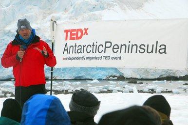 TEDxAntarcticPeninsula