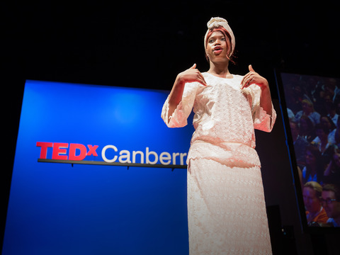 TED: Khadija Gbla: My mother's strange definition of empowerment - Khadija Gbla (2014)