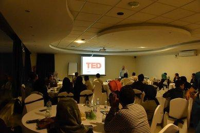 TEDxSanaaSalon