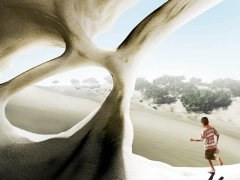 Magnus Larsson: Turning dunes into architecture