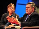 Gordon Brown sobre a ética global vs. o interesse nacional