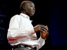 William Kamkwamba on building a windmill