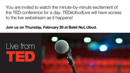 TEDxUbudLive