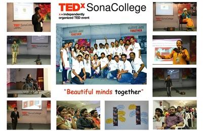 TEDxSonaCollege