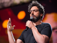 Sergey Brin: Why Google Glass?