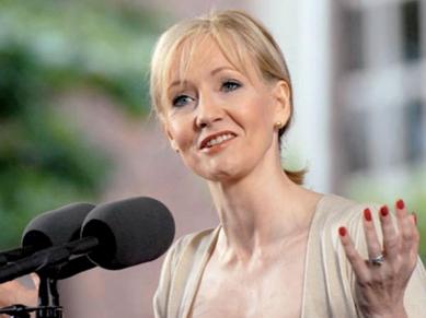 JK Rowling TED talk