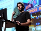 Blaise Aguera y Arcas demos augmented-reality maps
