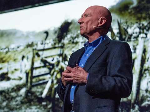 TED: Sebastio Salgado: The silent drama of photography - Sebastio Salgado (2013)