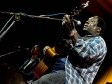 Vusi Mahlasela's encore, &quot;Woza&quot;