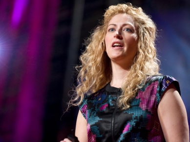 Jane McGonigal: Gaming can make a better world | Video on TED.com