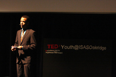 TEDxYouth@ISASOakridge