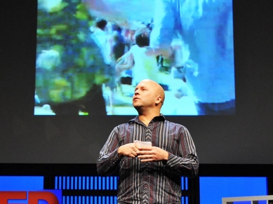 Derek Sivers: How to start a movement | Video on TED.com