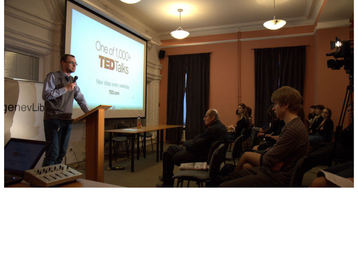 TEDxTurgenevLibrary