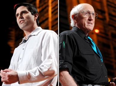 Stewart Brand + Mark Z. Jacobson: Debate: Does the world need nuclear energy? | Video on TED.com