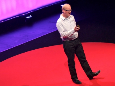 Charles Leadbeater: Education innovation in the slums | Video on TED.com