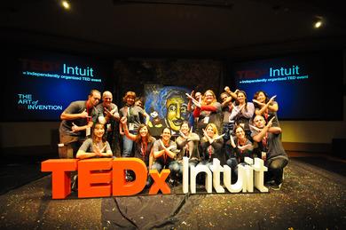 TEDxIntuit