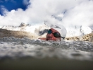 Lewis Pugh: My mind-shifting Everest swim
