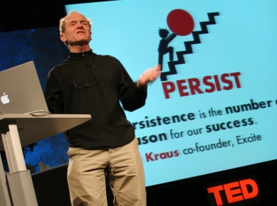 Richard St. John's 8 secrets of success | Video on TED.com