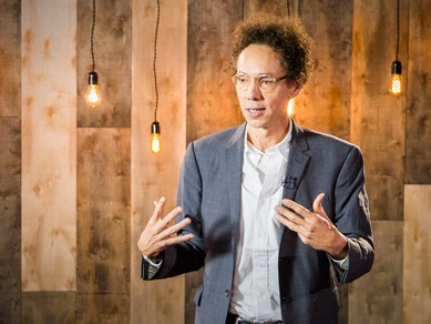 Malcolm Gladwell: The unheard story of David and Goliath | Video on TED.com