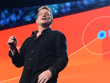 Bono: The good news on poverty (Yes, there's good news) | Video on TED.com