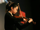 Sirena Huang dazzles on violin