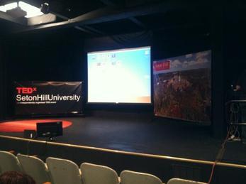 TEDxSetonHillUniversity