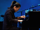 Jennifer Lin: Improvising on piano, aged 14