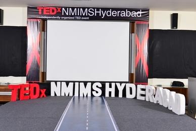 TEDxNMIMSHyderabad