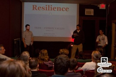 TEDxComoxValley