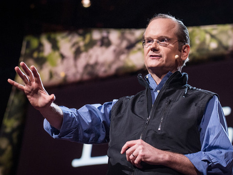 TED: Lawrence Lessig: We the People, and the Republic we must reclaim - Lawrence Lessig (2013)