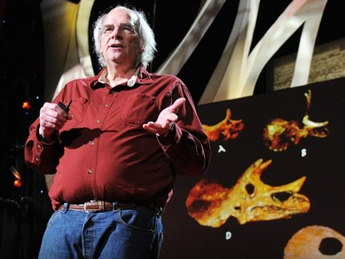 Jack Horner: Building a dinosaur from a chicken | Video on TED.com