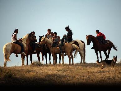 Aaron Huey: America's native prisoners of war | Video on TED.com