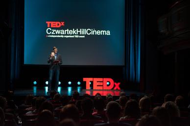 TEDxCzwartekHillCinema