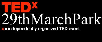TEDx29thMarchPark