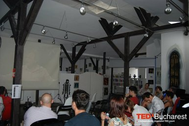 TEDxBucharestLive