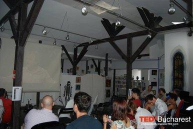 TEDxBucharestLive