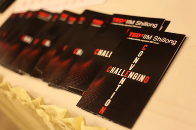 TEDxIIMShillong
