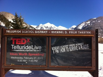 TEDxTellurideLive