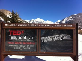 TEDxTellurideLive