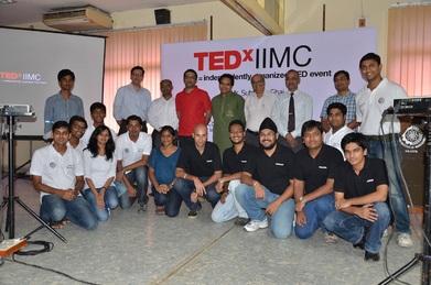 TEDxIIMC