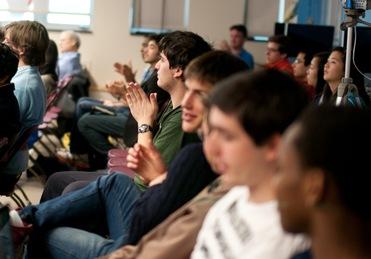 TEDxHoraceMannChange