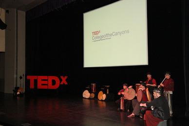 TEDxCollegeoftheCanyons